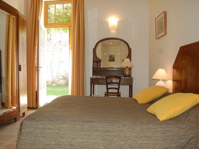 Chambre - Hôtel du Donjon - Aulnay