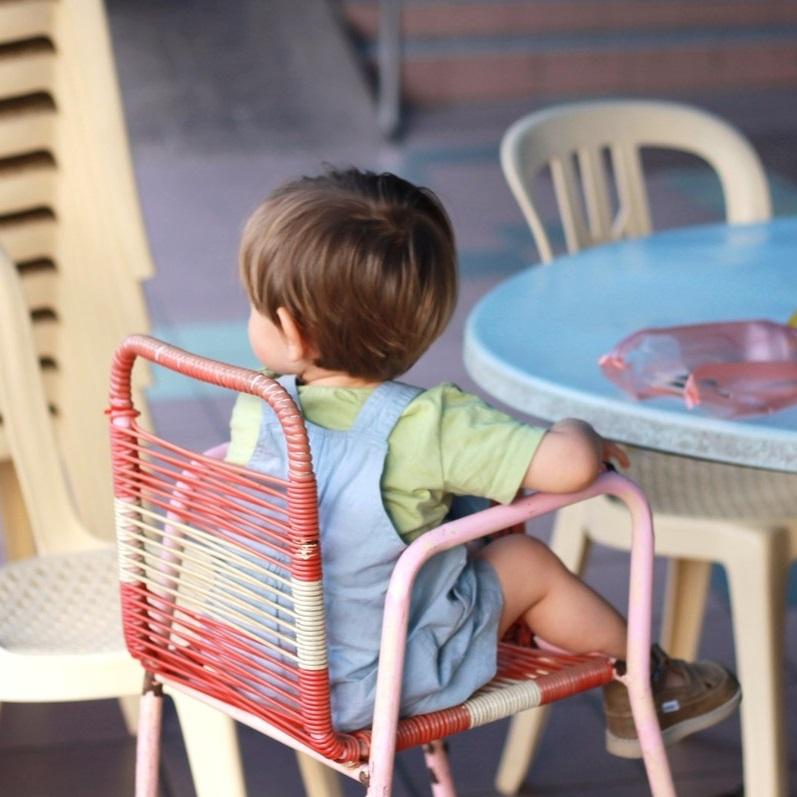 Repas avec bébé en voyage