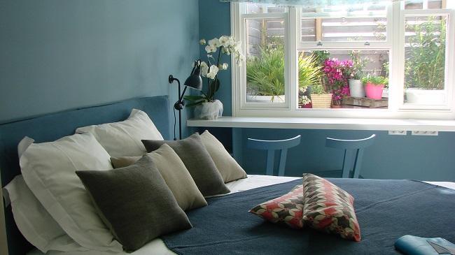Chambre avec terrasse - Hôtel Les Jardins d'Aliénor - Le Château d'Oléron