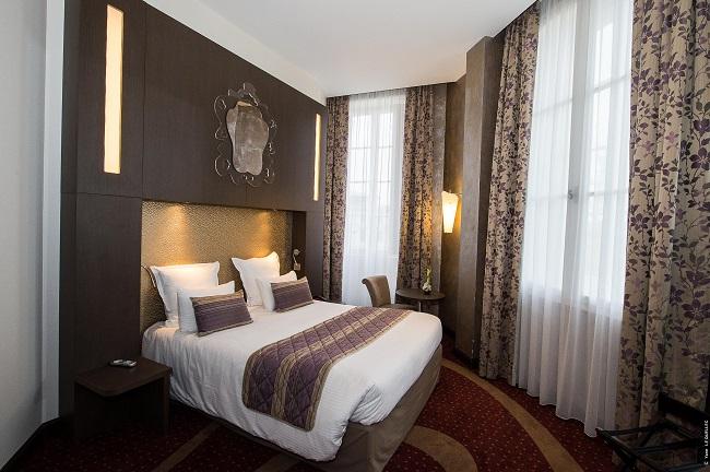 Chambre Standard - Hôtel Francois Premier - Cognac