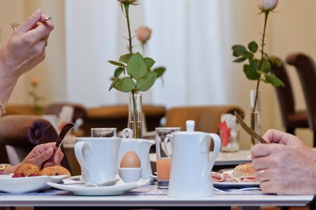 Petit-déjeuner - Hôtel Francois Premier - Cognac
