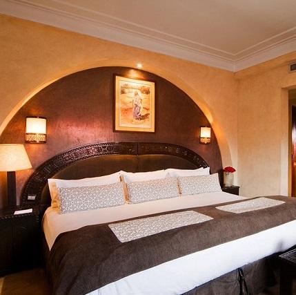 Chambre-Hôtel-Hivernage-Marrakech