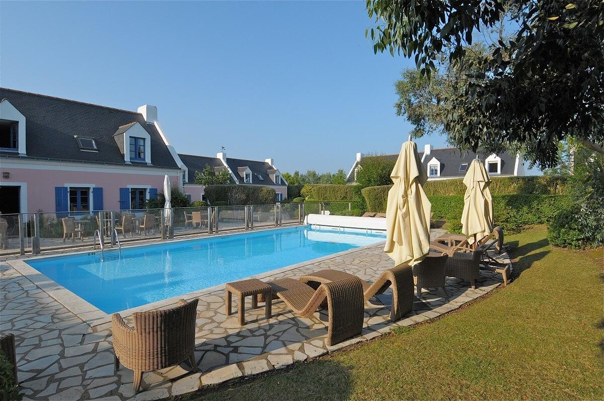 Bretagne le palmar s 2015 des meilleurs h tels for Paris hotel avec piscine