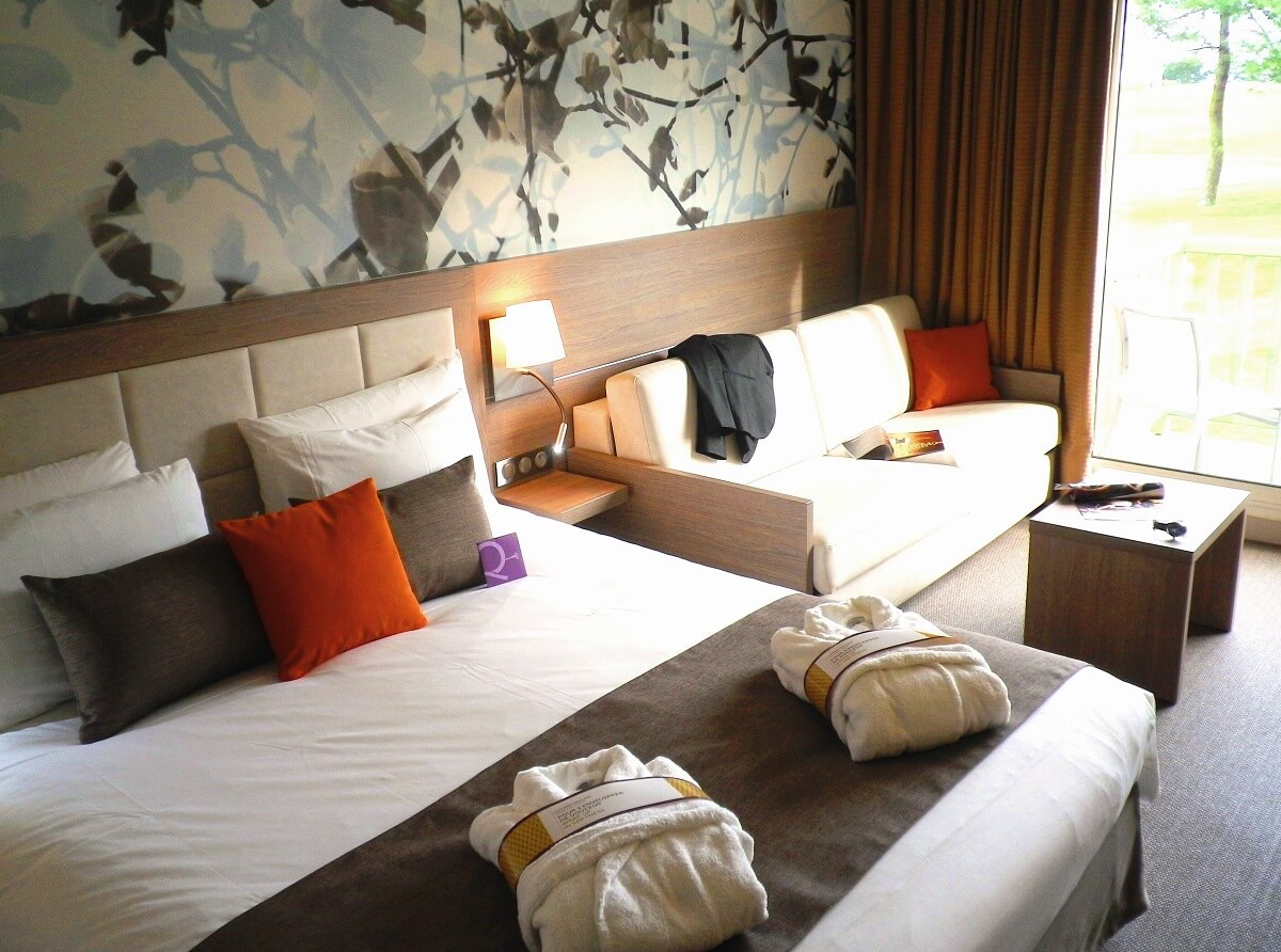 Chambre - Hôtel Mercure Omaha Beach - Port en Bessin