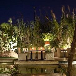 Jardin au Bô & Zin - Marrakech