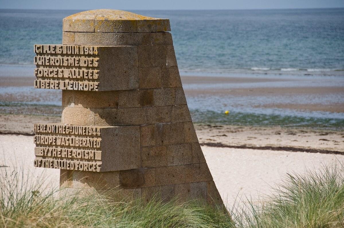 Monument commémoratif Juno Beach - Normandie