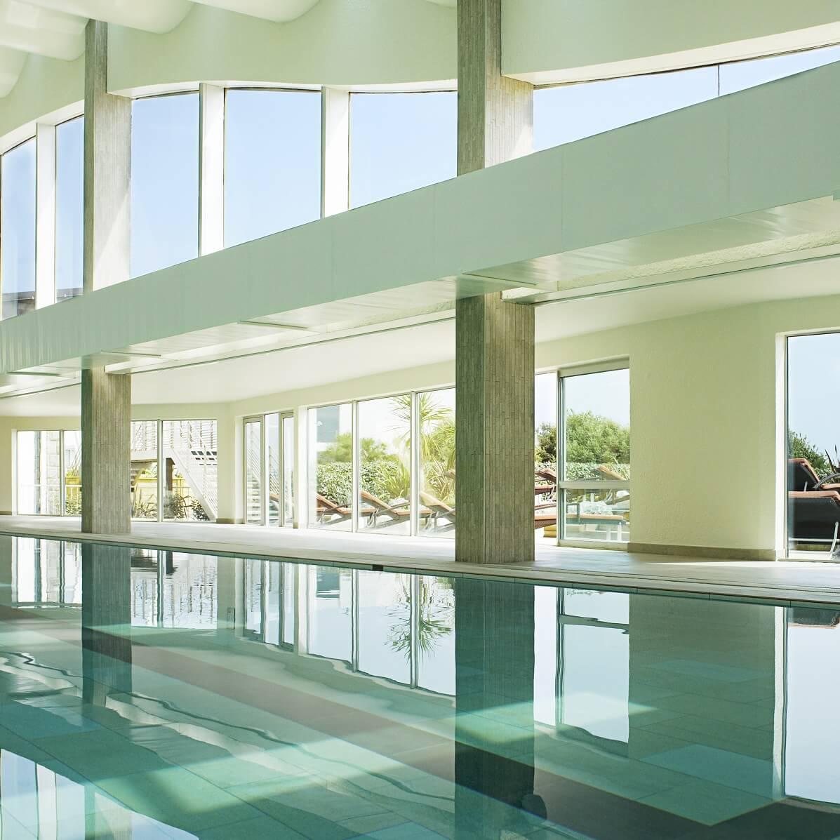 Piscine couverte - Hôtel Sofitel Thalassa Quiberon