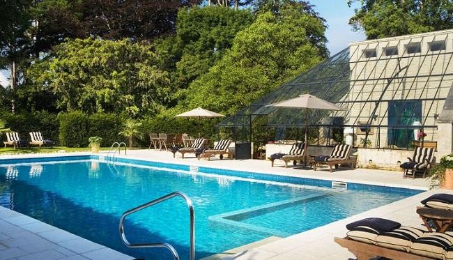 Normandie le palmar s 2015 des meilleurs h tels for Hotel piscine cabourg