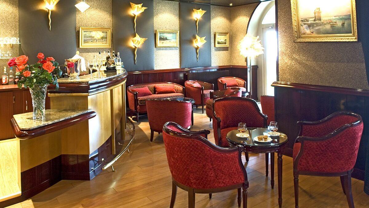 Bar - Hôtel La Pointe du Grouin - Cancale