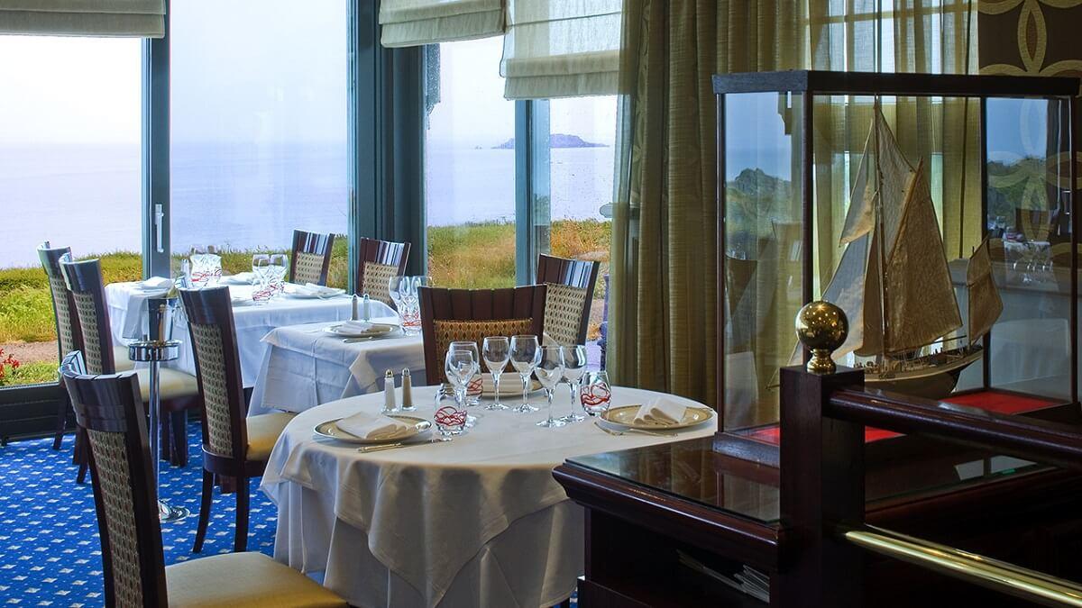 Restaurant - Hôtel La Pointe du Grouin - Cancale