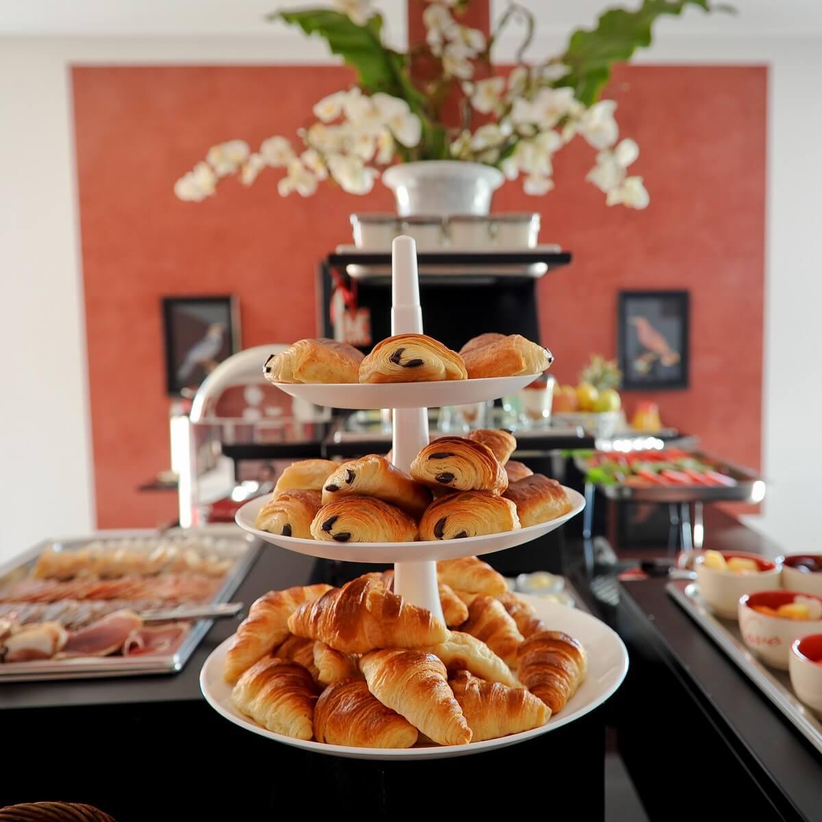 Petit-déjeuner - Hôtel Liberata - L'île Rousse - Haute-Corse