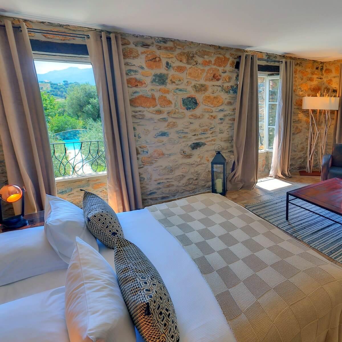 Chambre - Hôtel La Dimora - Oletta - Haute-Corse