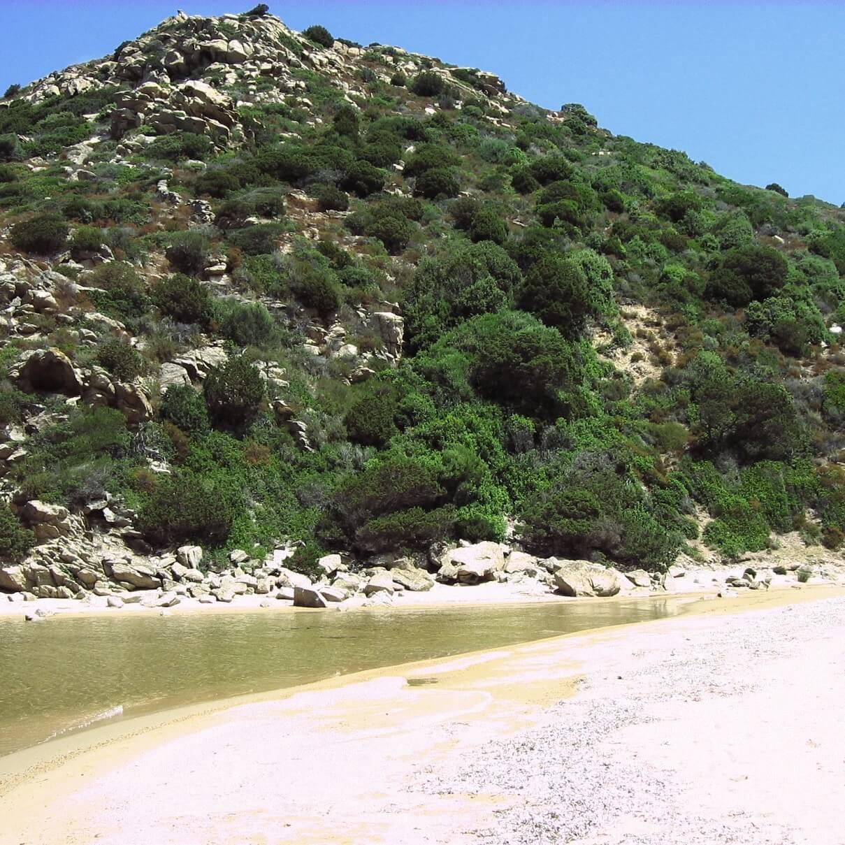 Baie d'Agulia - Corse