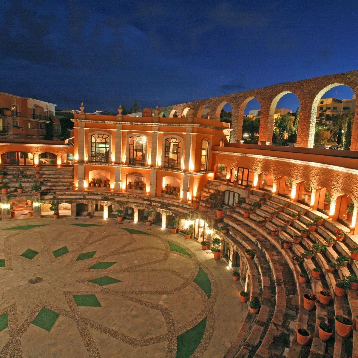 Hôtel Quinta Real Zacatecas - Mexico