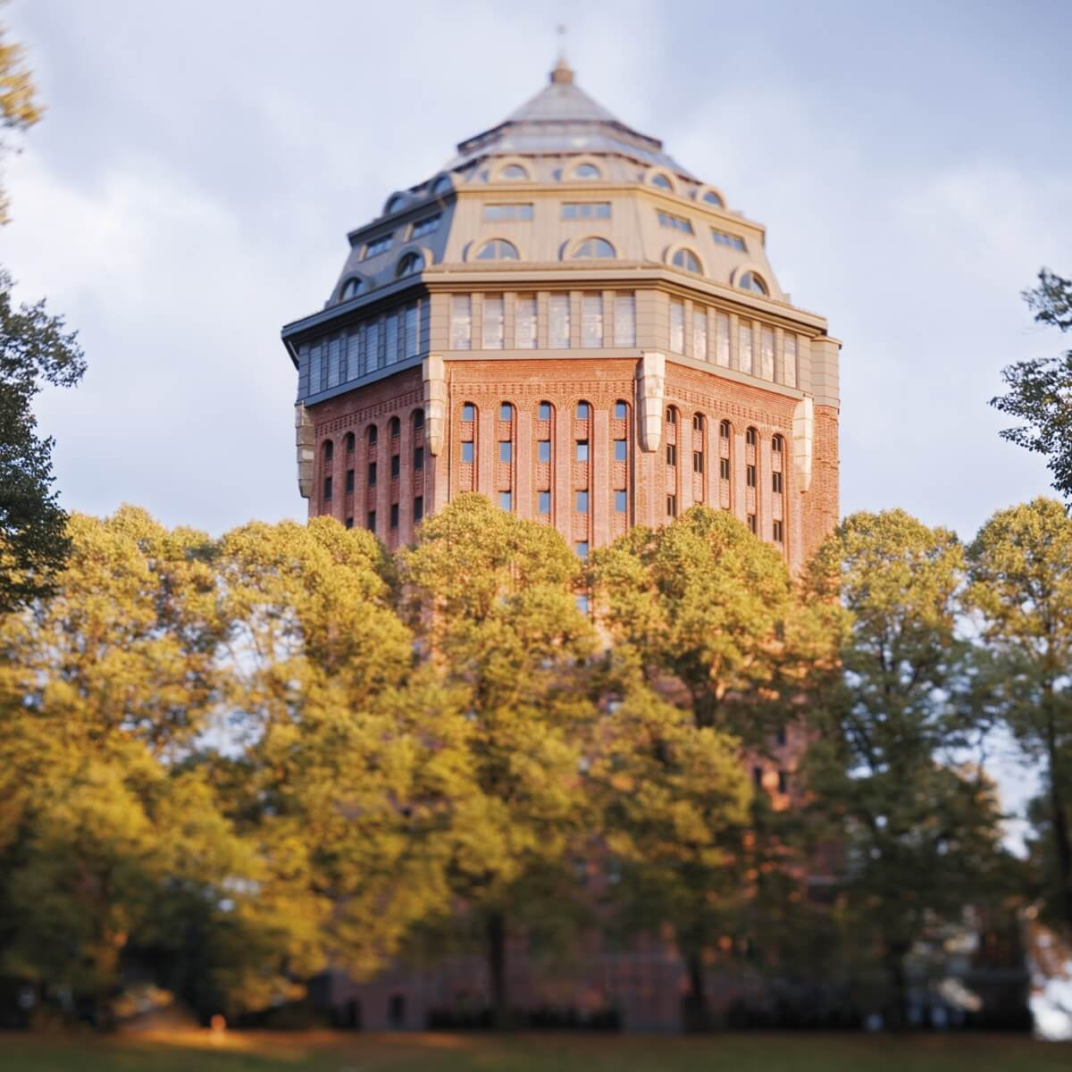 Hôtel Movenpick - Hambourg