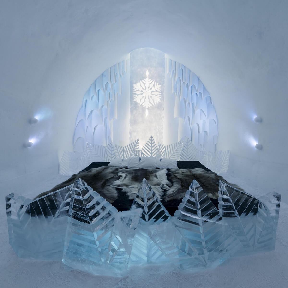 Ice Hotel - Suède