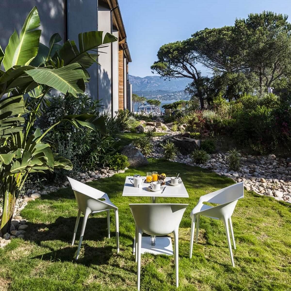 Les plus beaux h tels de charme et demeures de corse for Au jardin guesthouse
