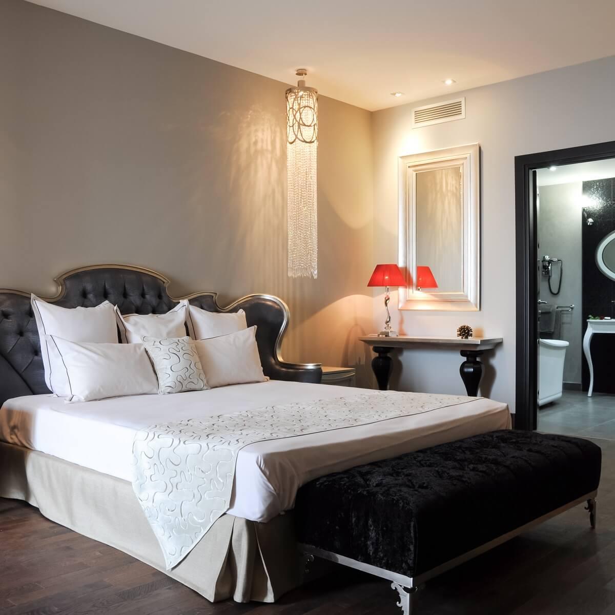 Chambre - Hôtel Demeure Loredana - Saint-Florent - Haute-Corse