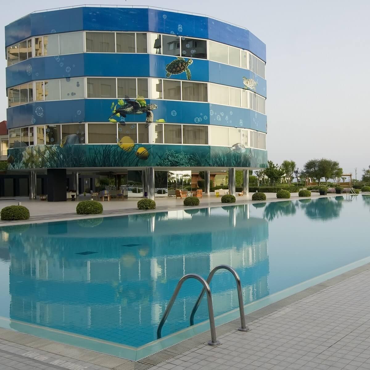 Hôtel Marmara Antalya - Turquie