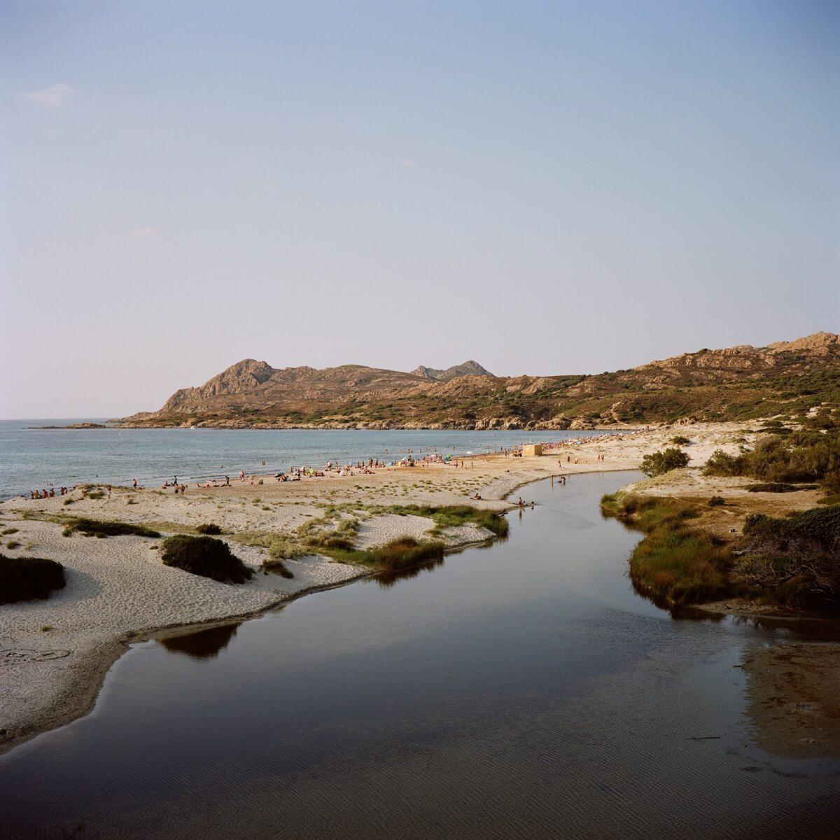 Plage d'Ostriconi - Corse