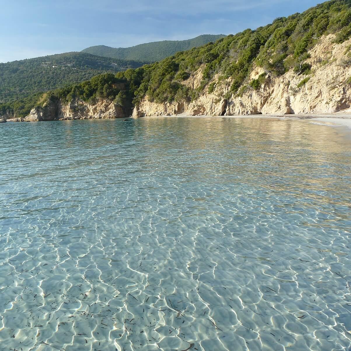 Plage de Cupabia - Corse