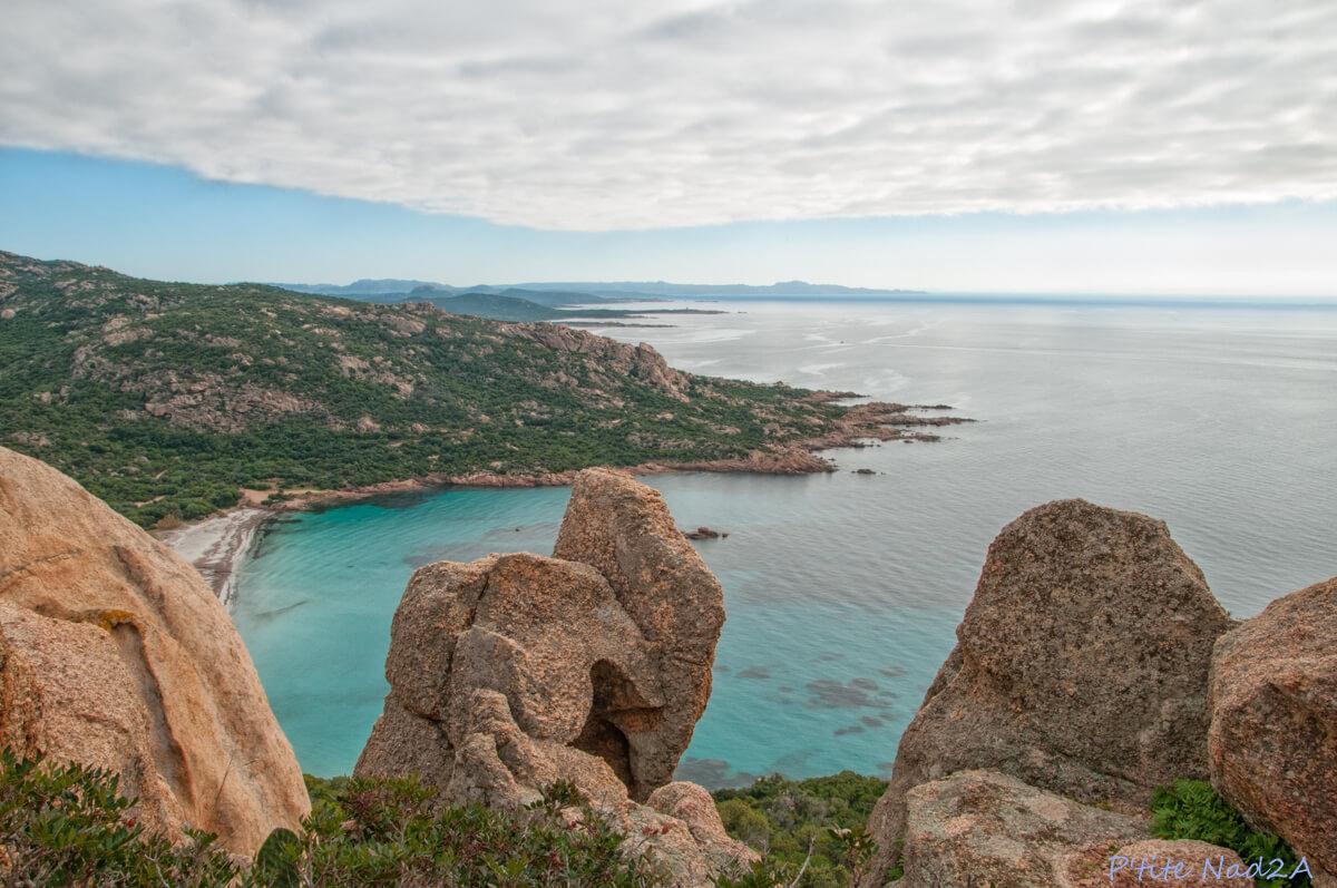 Plage de Roccapina - Corse