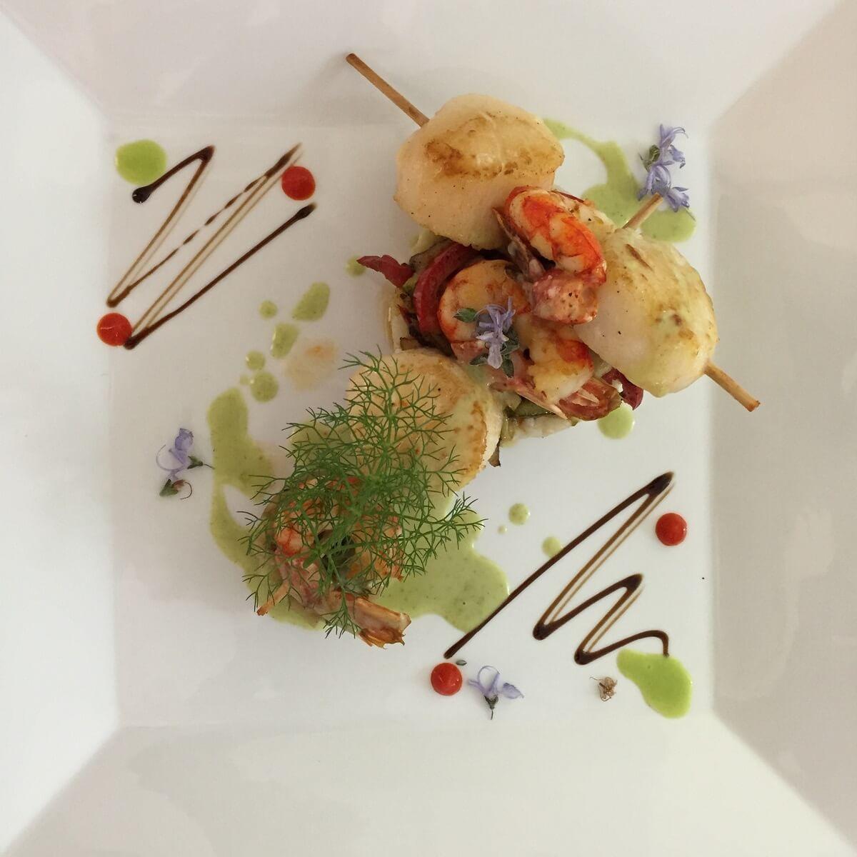 Restaurant - Hôtel Le Saint-Jean - Ersa - Cap Corse