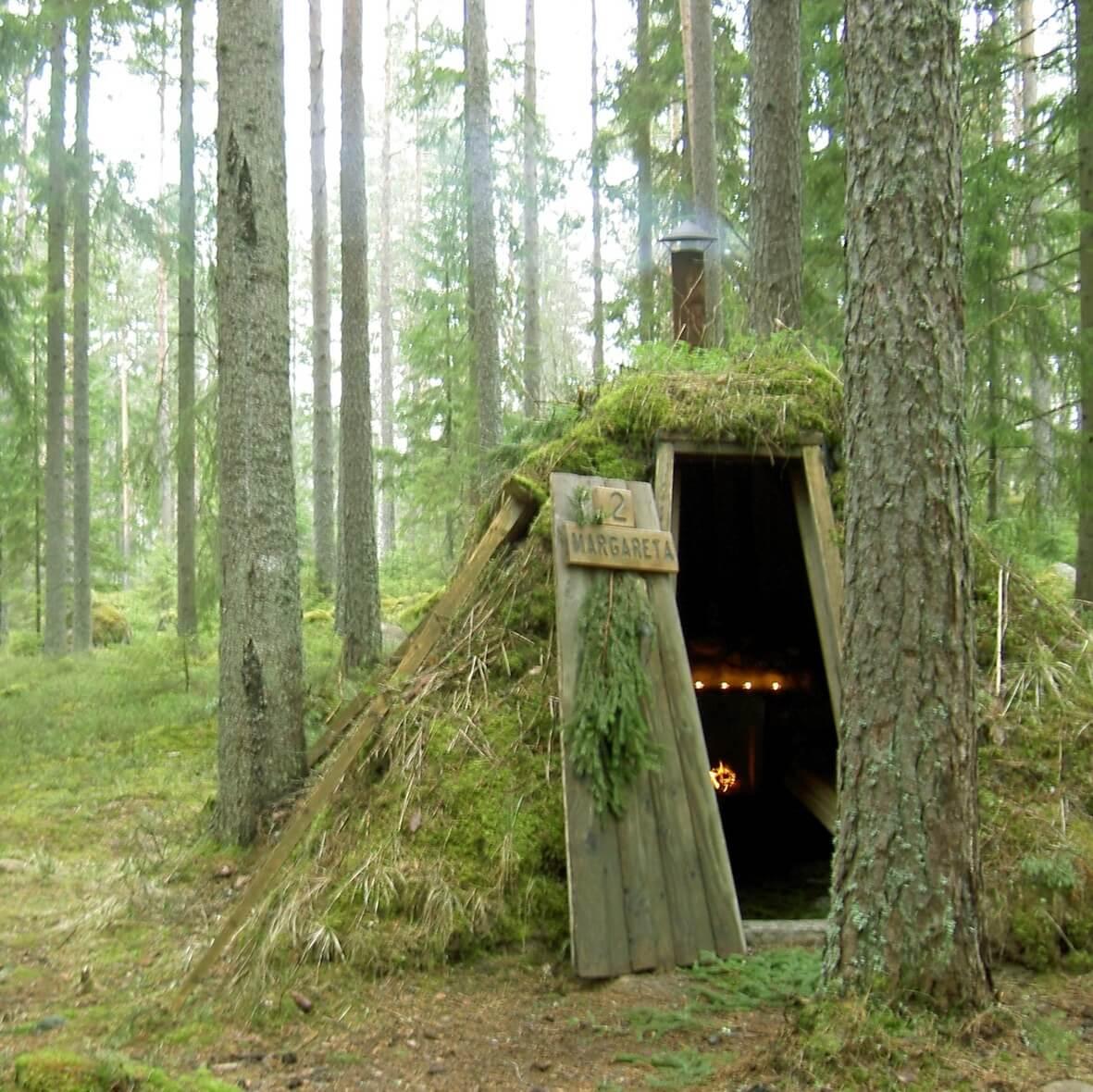 Kolarbyn Ecolodge - Suède