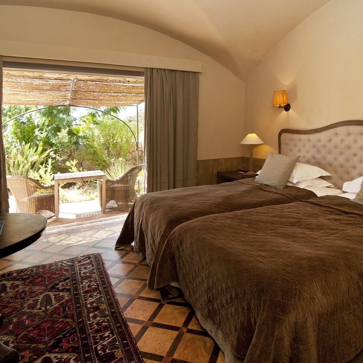 Chambre villa - Hôtel La Signoria - Calvi - Corse du sud