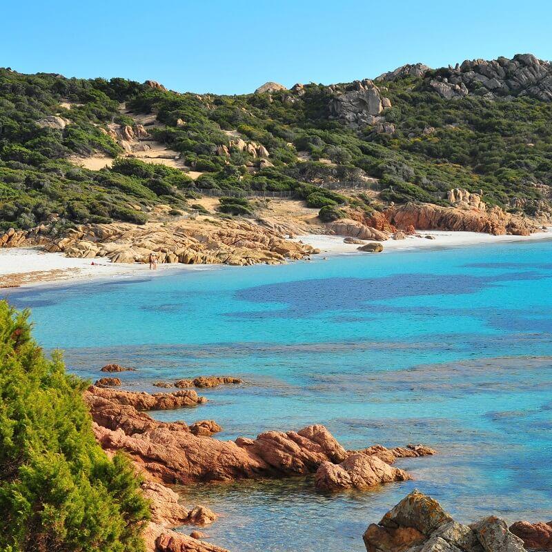 Petites plages - Corse du sud