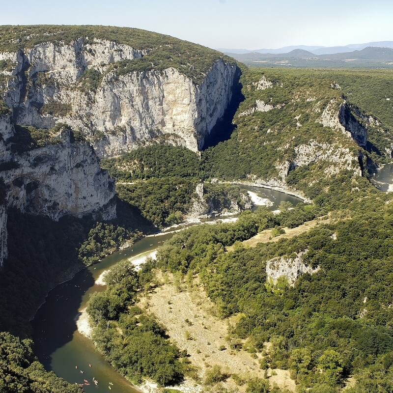 Gorges de l'Ardèche - France
