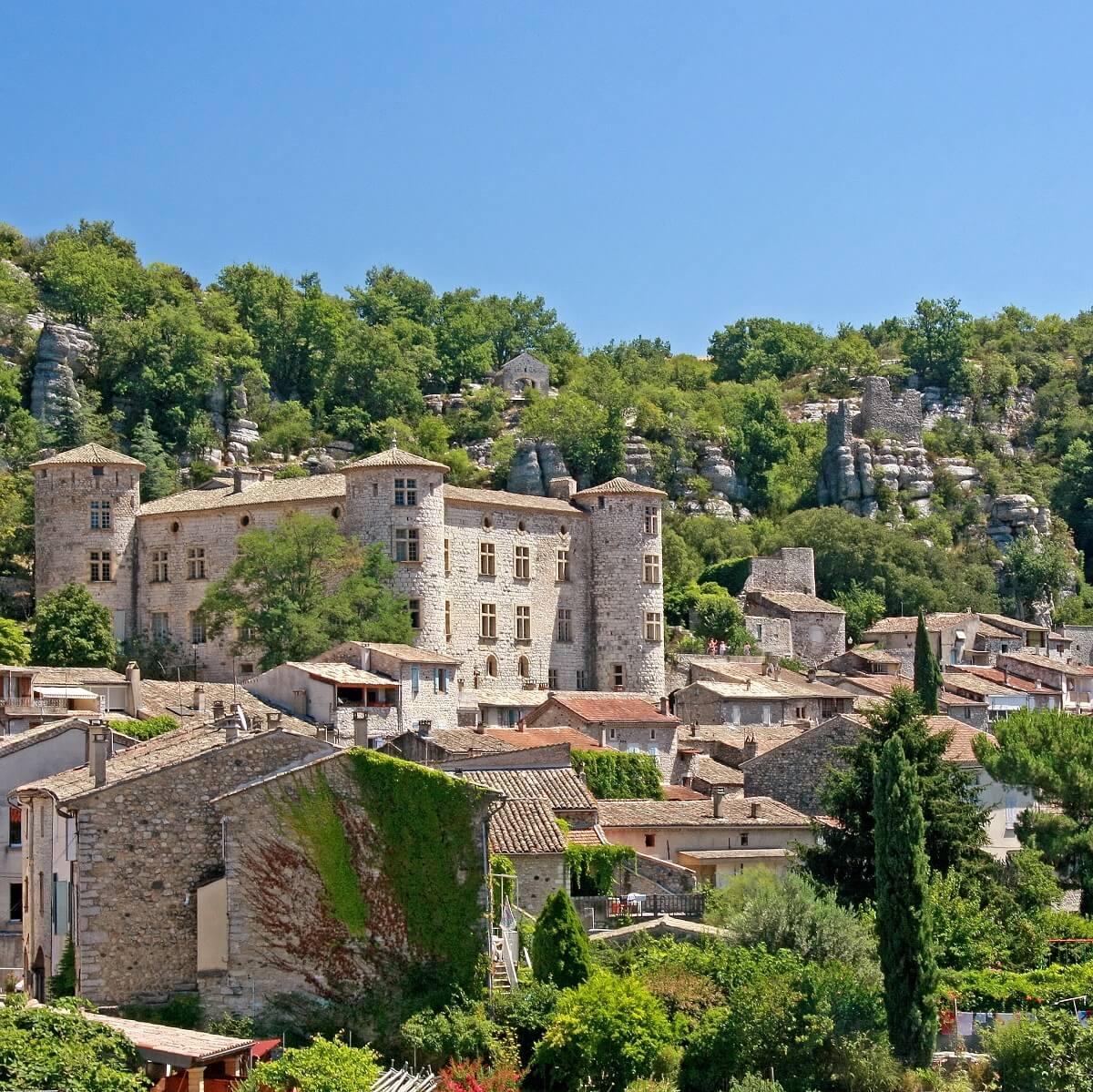 Village de caractère Vogue - Ardèche