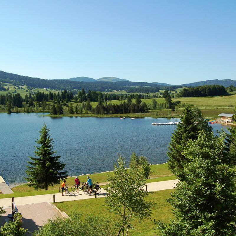 Lac des Rousses - Jura - France