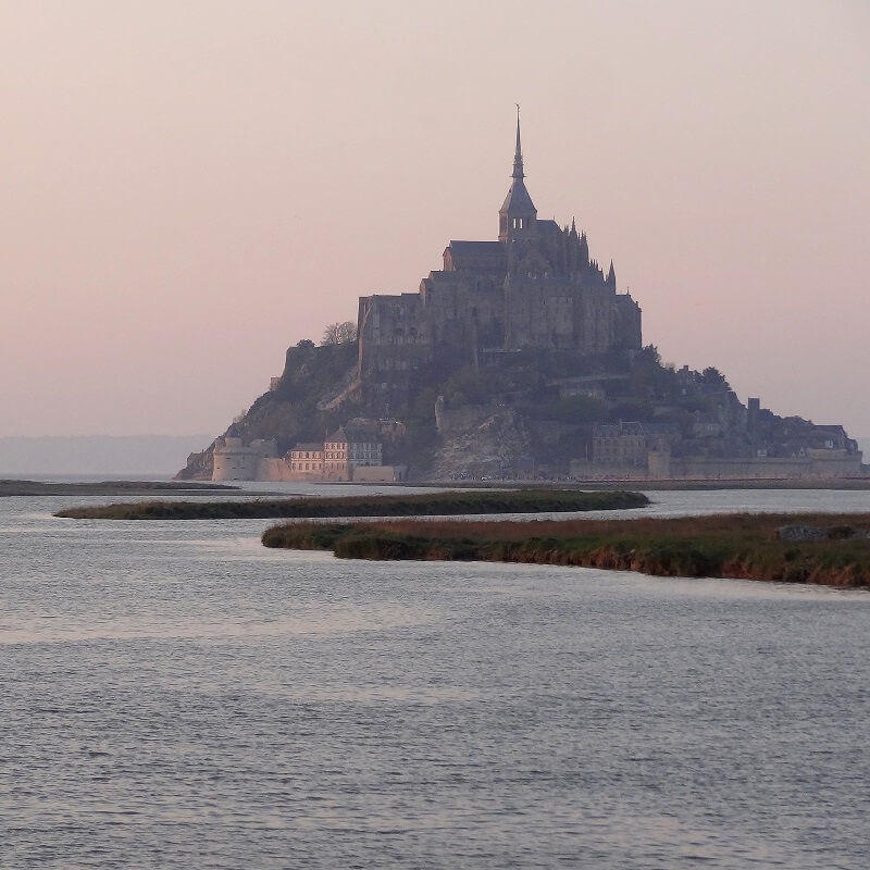 Mont Saint-Michel - Normandie