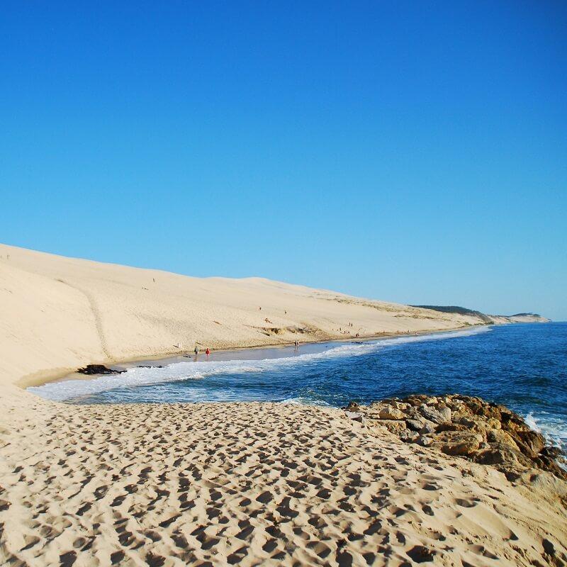 Plage de la Dune du Pyla - Gironde - France