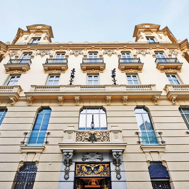 Facade - hôtel Urso Spa - Madrid
