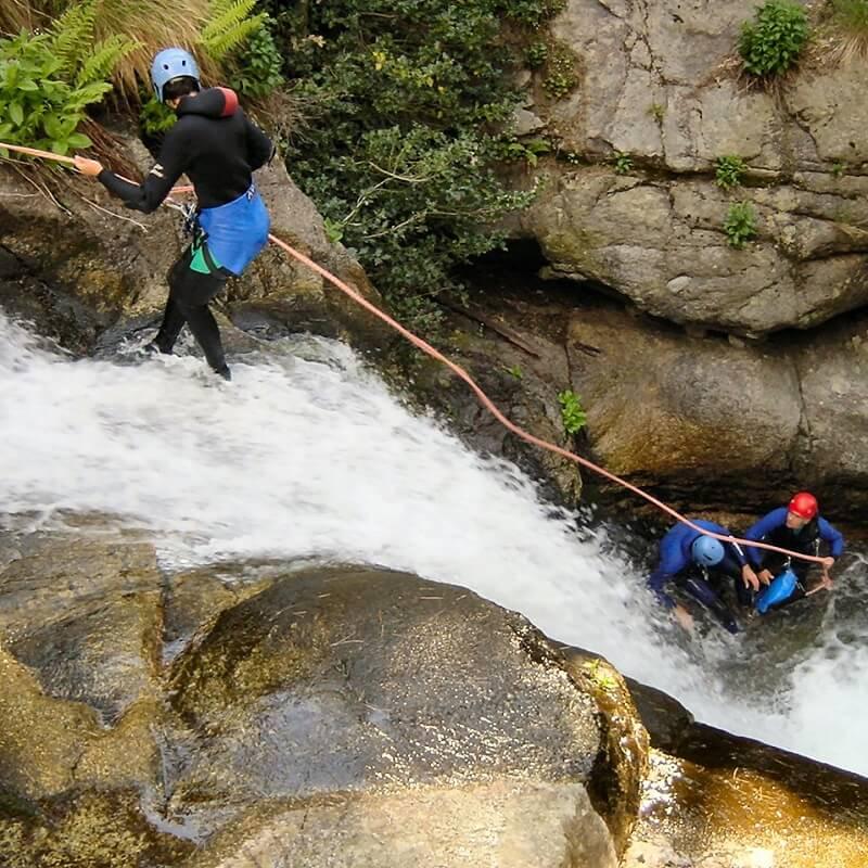 Canyoning - Corse