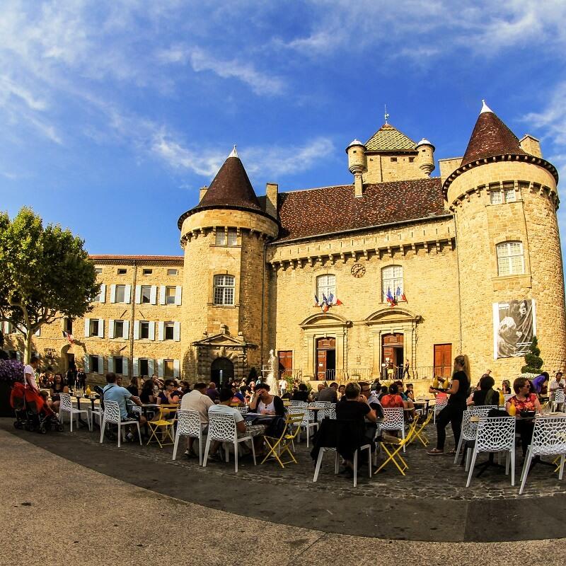 Château d'Aubenas - Ardèche