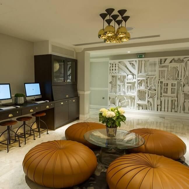 Lobby - Hôtel Ampersand - Londres