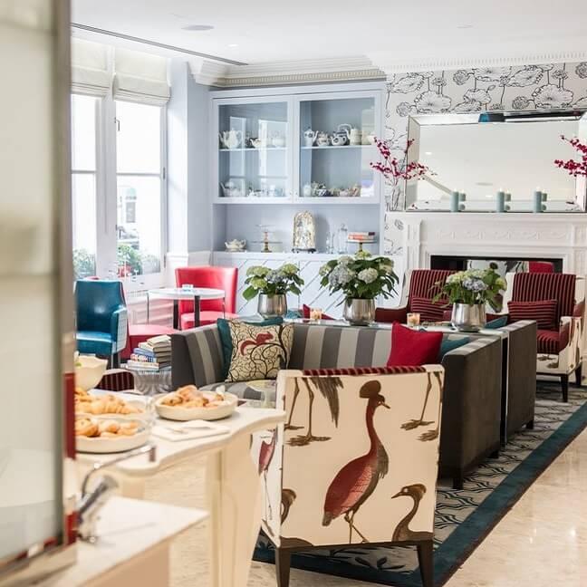 Petit-déjeuner - Hôtel Ampersand - Londres
