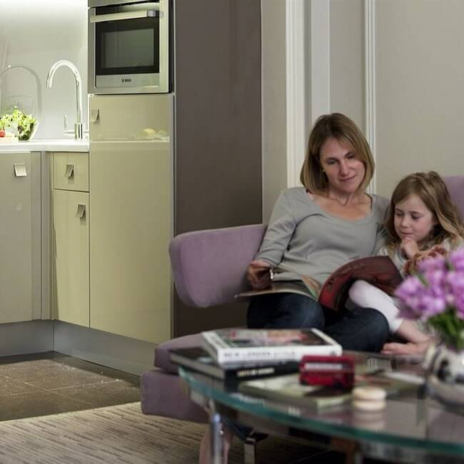 Chambre avec cuisine - Hôtel Athenaeum - Londres