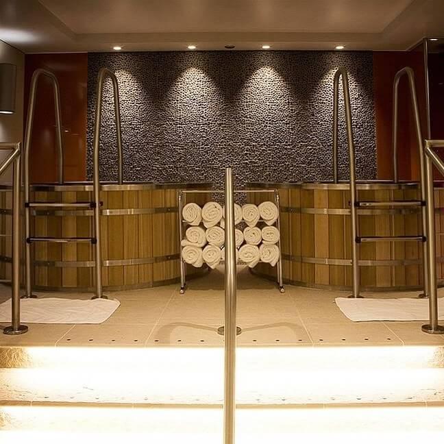 Espace spa - Hôtel Athenaeum - Londres