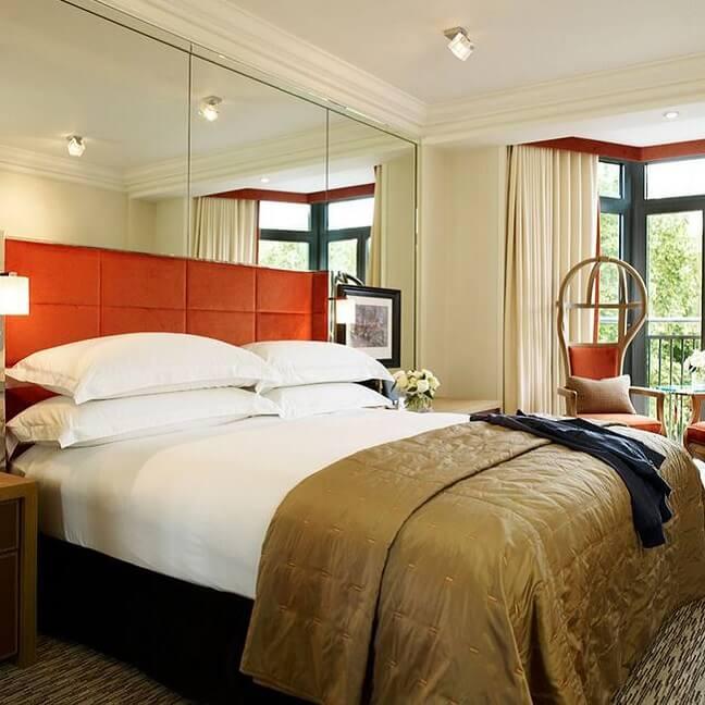 Chambre - Hôtel Athenaeum - Londres