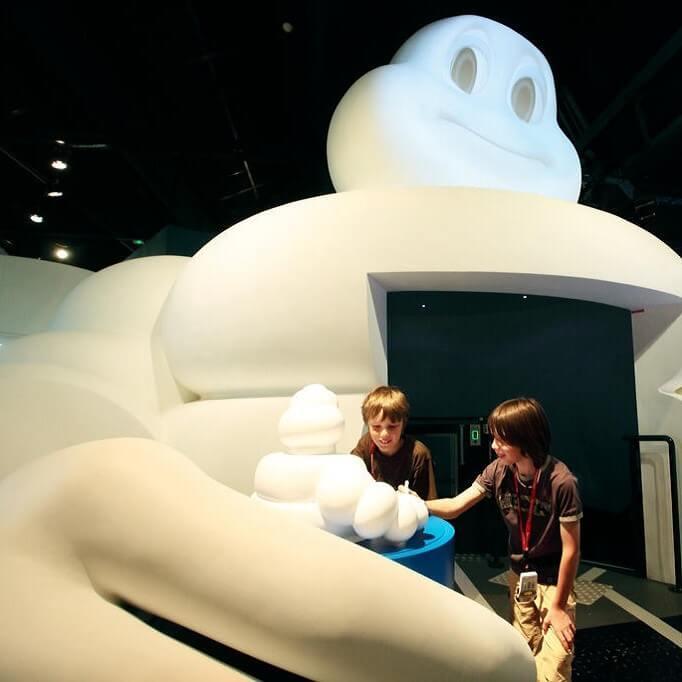Musée L'Aventure Michelin - Clermont-Ferrand - Auvergne