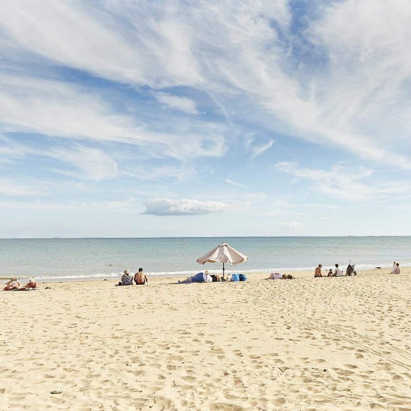 Plage de la Tranche sur Mer - Vendée