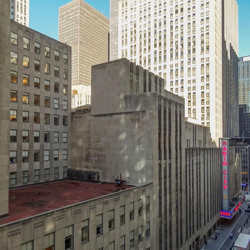 Radio City Hall - Manhattan - New-York