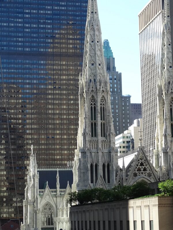 Cathédrale St Patrick - Manhattan - New-York
