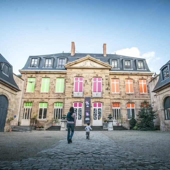 Musée de l'illustration jeunesse - Moulins - Auvergne