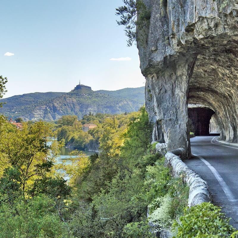 Les défilés - Pays Ruomsois - Ardèche
