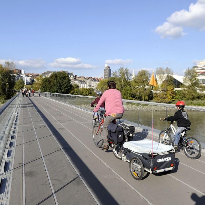Balade à vélo - Nantes - Loire